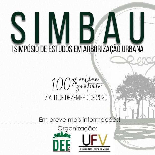 SIMPÓSIO BRASILEIRO DE ESTUDOS EM ARBORIZAÇÃO URBANA